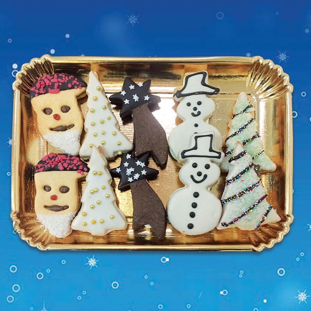 Monoporzione Natale Accoppiate